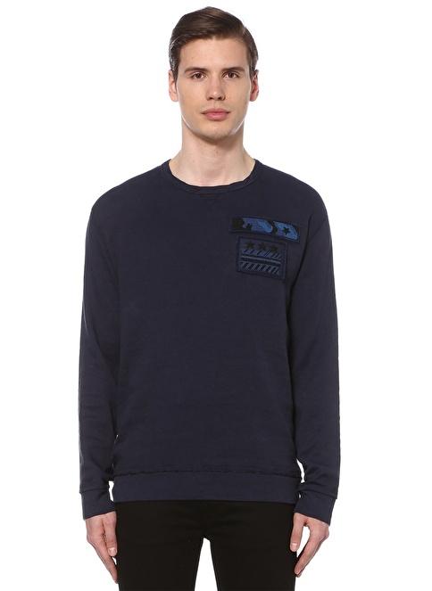 Valentino Sweatshirt Mavi